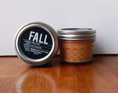 Fall Candle Gifts Home Decor Candles Scented Candle by EttaArlene