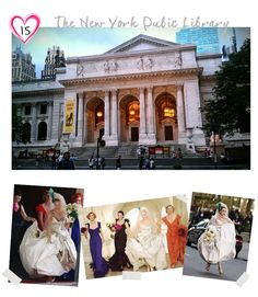 New York Public Library on Fifth Avenue engagement | the public library here in new york is one of