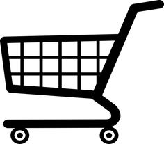 Shopping Cart Clip Art At Clker Com Vector Clip Art Online Royalty - Clipart Suggest Rolling Cart With Drawers, Web Png, Cart Icon, Security Tips, Ecommerce Platforms, Love Is Free, Crypto Currencies, Crystal Flower, Shopping Sites