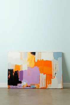 Thursday Evening By Claire Desjardins, @ anthropologie #abstractart