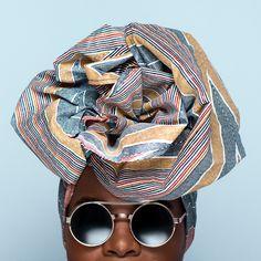 This headwrap is versatile and a staple for an every-day casual look. This  headwrap can be dressed up or down.  Wash cold with similar colors. Hang to dry.  Size: 70 in x 20 in (175 cm x 50cm)  (Headwraps are handmade and sizes may vary slightly.)