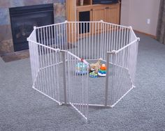 Regalo Extra Wide Baby Gate and Play Yard. Let's check out the Regalo Extra Wide Baby Gate and Play Yard. This gate really excels at providing an extra wide baby gate and portable play area. Adjustable Baby Gate, Best Baby Gates, Wide Baby Gate, Child Safety Gates, Child Gates, Child Fence, Dog Gates, Baby Playpen, Toddler Playpen