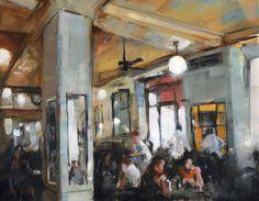 David Lloyd - Artblog: Pasti's.  David you are amazing.  And truly an inspiration.