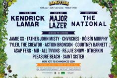 The first acts for Longitude 2016,have just been announced and they're suitably epic. Headlining on Friday, July 15th in Marlay Park is none other than Kend...