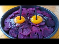 After the winter, eat more purple sweet potatoes, teach you how to eat deliciously. Steamed Sweet Potato, Purple Sweet Potatoes, Breakfast Tea, Potato Cakes, Daily Bread, How To Make Cake, Love Food, Chicken Recipes, Snacks