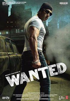 Wanted film) - Wikipedia Movies To Watch Hindi, Movies To Watch Online, Hindi Movies, Sultan Movie, Wanted Movie, Salman Khan Photo, Latest Hollywood Movies