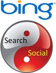 Bing Search & Social Connection.