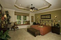 Master Bedroom. #DTH #DreamHome El Campo...