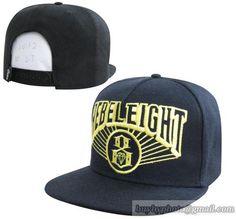 d9c3ec7e056 Cheap Wholesale Rebel8 Snapback Hats R8 Caps Fashion Hats Navy Yellow (13)  for slae