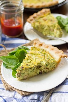How to Make a Vegan Quiche