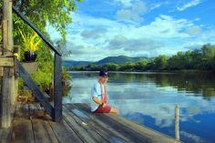Happy Visit Kampot Youtube Video Creator, Kampot, Happy, Painting, Painting Art, Ser Feliz, Paintings, Painted Canvas, Drawings
