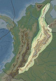 Cordillera Oriental (Colombia) - Wikipedia Sierra Nevada, Bolivia, Ecuador, Areas Protegidas, Business Class, Geology, City Photo, America, World