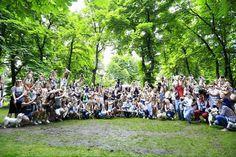 127 pugs were on Pug Team Kiev Party 29 May 2016!!! Loved it! #pugteamkyiv
