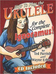 Best ukulele book! Available spiral bound or on Kindle.