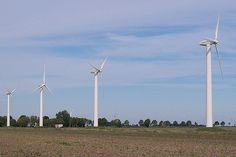 What Is Wind Energy, Building A Wind Turbine, Wind Power, Alternative Energy, Image, North Sea