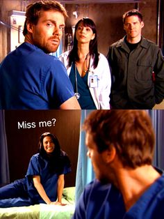 I love the look Daniel gets on his face when he sees her.. Priceless!!!! |  Stargate SG-1 Daniel Jackson and vala maldaran