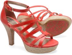 Sofft St. Larouse in Coral. My work needs to carry more styles of their shoessss