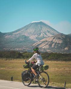 Nicaragua bicycle touring