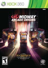 Midway Arcade Origins by Warner Home Video Games