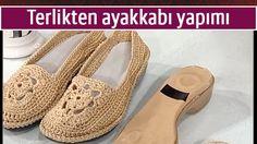 Terlikten ayakkabı yapmak isteyenler için terlikten ayakkabı nasıl yapılır sorusuna cevap Derya Baykalın Deryanın Dünyası programından geliyor. Derya Baykal