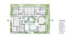 Naman Spa,Ground Floor Plan