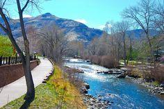 Clear Creek River - Golden, Colorado