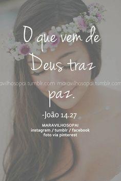 João 14:27