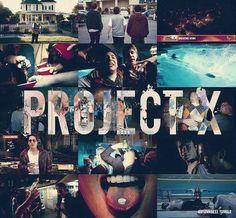 Project X hahaha @Clare Doyel