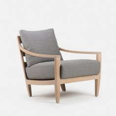 Low Lounge Chair | Matthew Hilton Chair | The Future Perfect