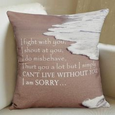 Cushions Personalised Cushions, First Love, Throw Pillows, Free Shipping, Gifts, Toss Pillows, Presents, First Crush, Cushions