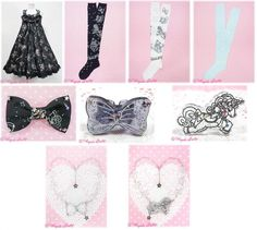 Angelic Pretty Dreamy Horoscope Ultimate Set « Lace Market: Lolita Fashion Sales and Auctions