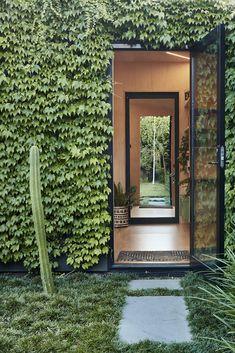 Architecture Design, Landscape Architecture, Landscape Design, Australian Architecture, City Landscape, Melbourne Garden, The Design Files, Design Design, Beach Design