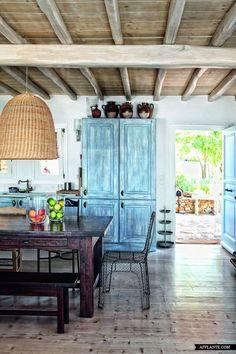 Beautiful House at Ornos, Mykonos...