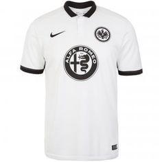 Das Eintracht Frankfurt Auswärtstrikot 2015/2016 - von 11FREUNDE zum schönsten Trikot der Saison gewählt! Jetzt bei uns im Shop #SGE