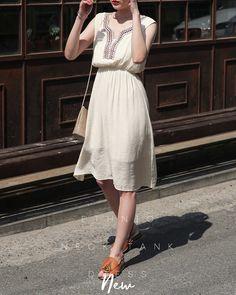 エスニックネックスリーブレスワンピース・全3色ドレス・ワンピドレス・ワンピ レディースファッション通販 DHOLICディーホリック [ファストファッション 水着 ワンピース]