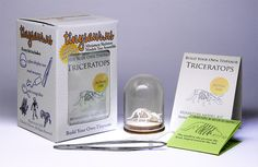 Tinysaur Triceratops Full Kit - $20