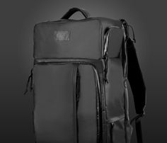 World s Best Carry-on   Backpack Luggage with Built in Shelf » Review Best  Carry fe96b46256bc2