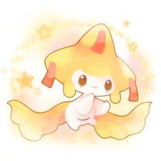 Pokémon - Jirachi
