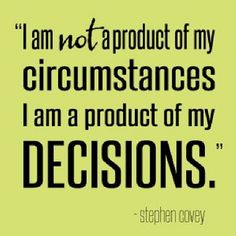 """""""Some of the decisions you wish you could unmake led to chapters of your life you wish you could go back and unlive. Inspirational Quotes For Women, Great Quotes, Quotes To Live By, Me Quotes, Motivational Quotes, Inspirational Thoughts, Stephen Covey Quotes, Note To Self, Quotable Quotes"""