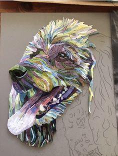 Mosaic Glass, Mosaic Tiles, Stained Glass, Mosaic Crafts, Mosaic Projects, Mosaic Animals, Mosaic Artwork, Mosaic Madness, Mosaic Patterns
