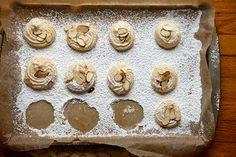 lemon almond meringues by joy the baker, via Flickr