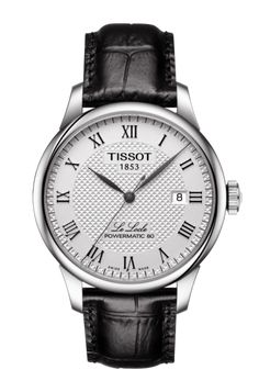 Tissot - Le Locle Powermatic 80 - 470€ - 39mm - Automatique