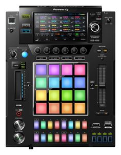 New Pioneer DJS 1000 Sampler