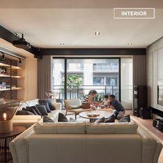 A Chic Apartment in Odessa, Ukraine   Dark interiors and Interiors