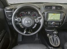 new kia soul 2014 | 2014 Kia Soul Pictures/Photos Gallery - The Car Connection...another interior shot driver's side