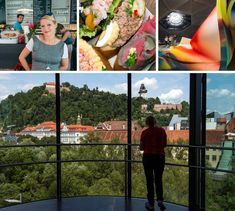 NYTimes 36 Hours in Graz - Austria's second-largest city, built around an ancient hilltop castle, boasts rich design, art and culinary scenes. Graz Austria, Cultural Capital, Arnold Schwarzenegger, Oh The Places You'll Go, Ny Times, Croatia, Around The Worlds, Europe, Vacation