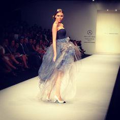 Alexia Ulibarri / 15 Abril, 2013 / Fuente: Mercedes-Benz Fashion México