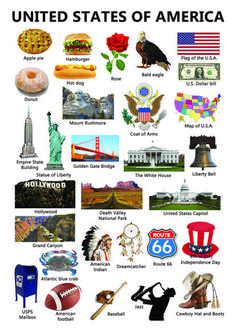 Icons of Countries Valley Park, Kids Around The World, English Reading, English Phrases, Mail Art, Coat Of Arms, Teaching English, Girl Scouts, Empire State Building