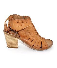 Look what I found on #zulily! Whiskey Maddie Leather Sandal #zulilyfinds