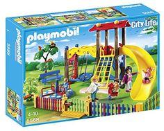 Playmobil - A1502738 - Jeu De Construction - Square Pour Enfants Avec Jeux, http://www.amazon.fr/dp/B00IF1VVFO/ref=cm_sw_r_pi_awdl_TW1uwb1YN6GE9